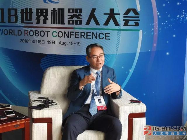 新松总裁曲道奎:中国工业机器人的产业现状与机器人的未来