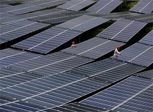 欧盟将取消对中国太阳能电池板的进口控制