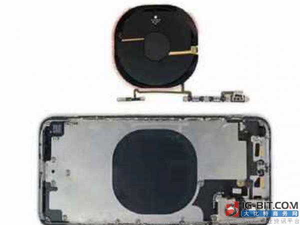 全新一代iPhone无线充电接收线圈采用纳米晶软磁材料