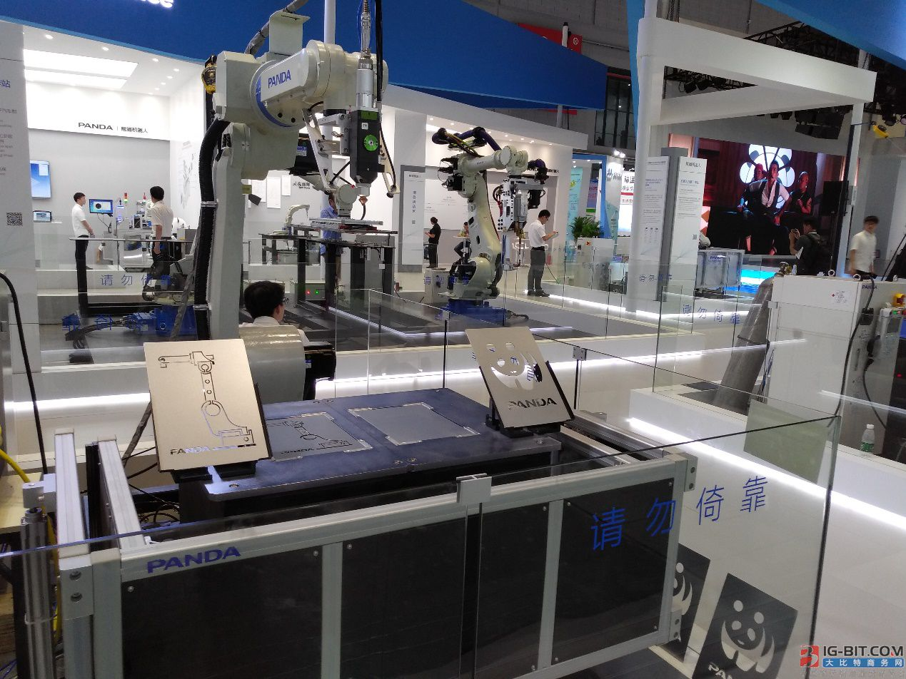 军工企业:工业机器人不可忽视的力量