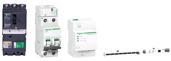 施耐德电气发布PowerTag终端配电智能化系统