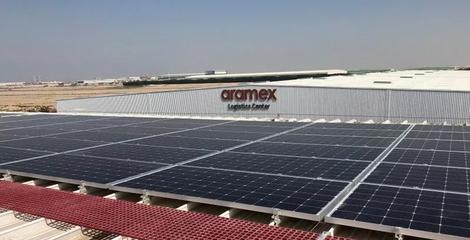 晶澳为迪拜3.2MW屋顶光伏项目供应全部单晶PERC组件
