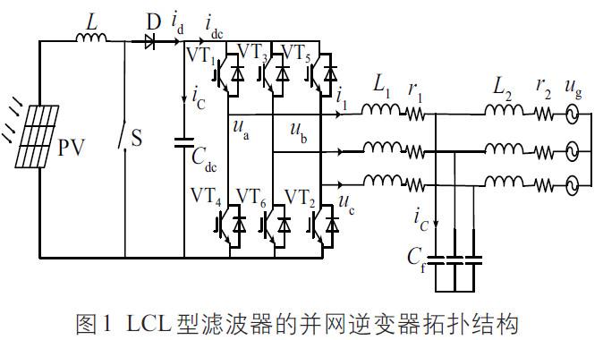 基于准DPC的LCL型光伏并网逆变器的控制策略