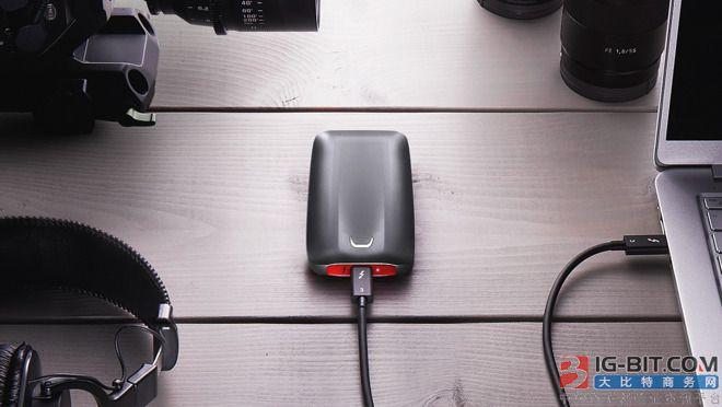 三星发布X5 NVMe移动SSD:读取速度达2800MB/s