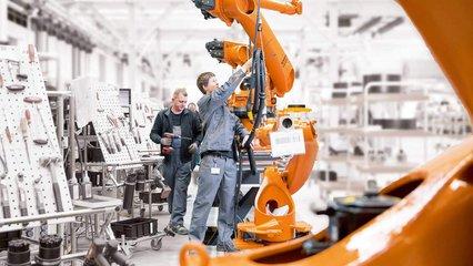 库卡在蒲江建亚太地区最大机器人研究院