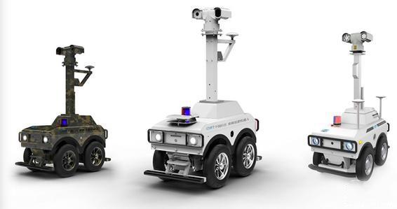 安防机器人关键技术及发展