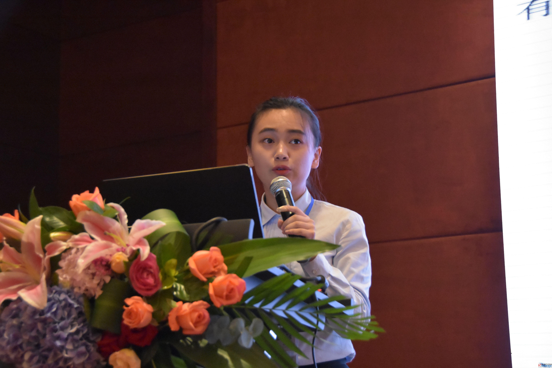 湖南艾华集团股份有限公司工程师陈琪瑶