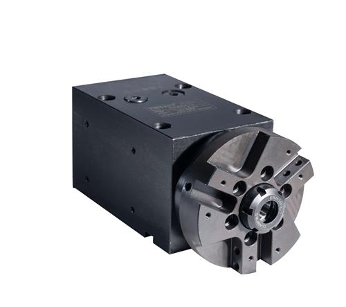 小动力头撬动大制造 图远机电动力头助推机床升级