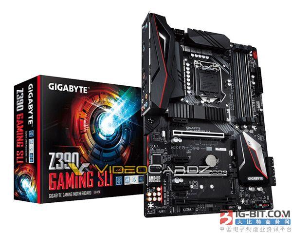 技嘉Z390 Gaming SLL主板曝光:用它配双路RTX 2080?