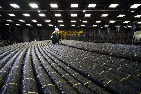 JDR电缆将为全球最大风电场供应内部阵列电缆