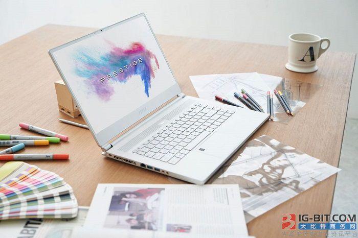 微星发布P65 Creator笔记本新品 主打设计而非游戏