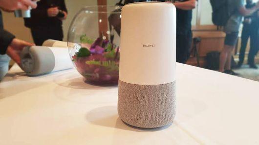 华为发布首款智能音箱AI Cube内置Alexa语音助手