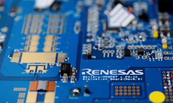 瑞萨拟60亿美元将美半导体厂商IDT收入帐下