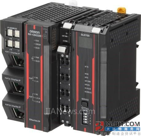 欧姆龙全新推出支持两种工业安全网络的NX系列安全网络控制器