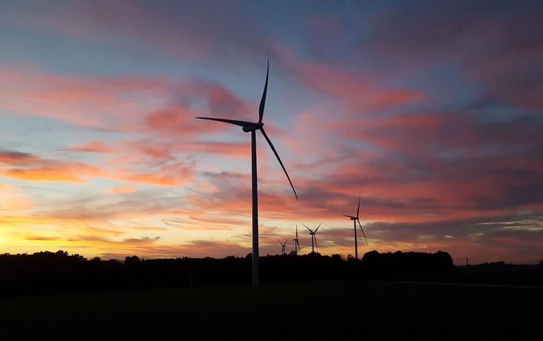 H1法国新增风电同比下降 但风力发电量创新高