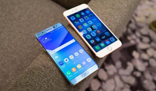 全球手机创新趋缓 苹果、三星整新机大行其道