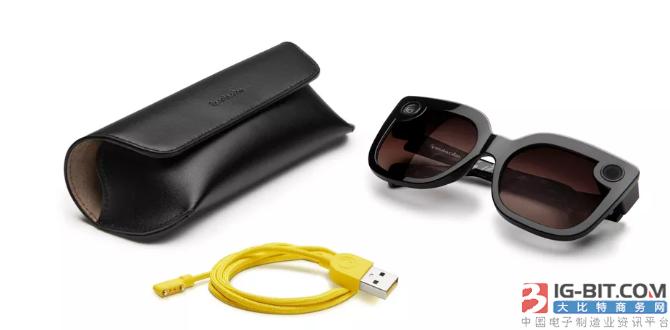 Snap推出新款智能眼镜