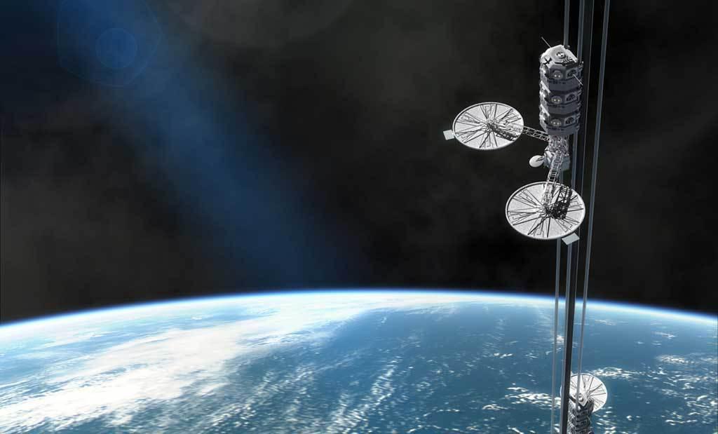 """日本科学家将于9月测试""""太空电梯""""技术"""