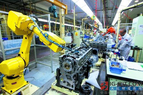机器人市场潜力大 工业机器人岗位空缺严重