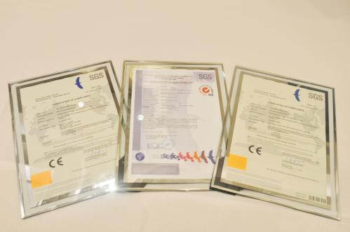 海康机器人获AGV全指令CE及工业4.0证书