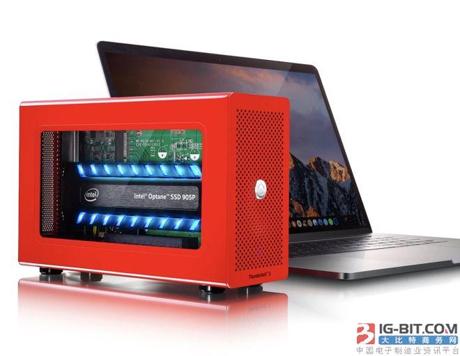Akitio推出Node Lite雷电3外置硬盘新品