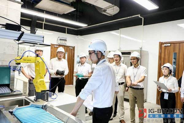碧桂园进军智能制造 5年时间打造机器人产业生态圈