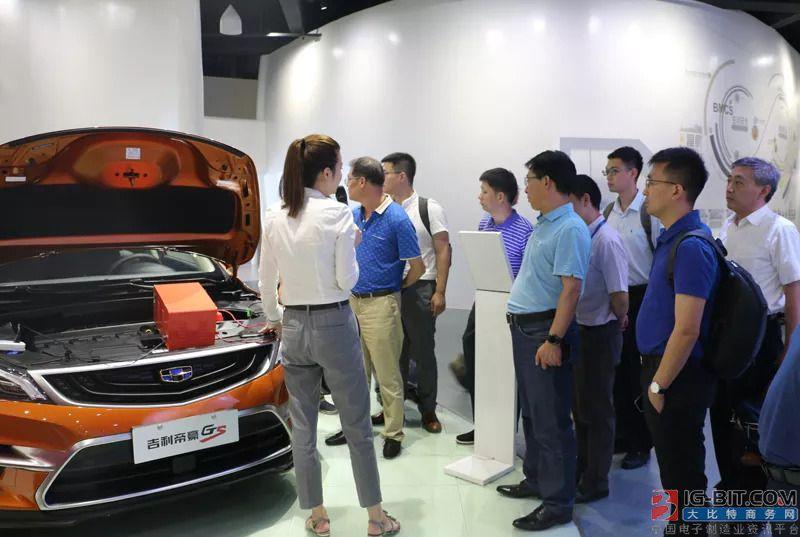 吉利80亿元新能源动力电池项目将落户湖北荆州