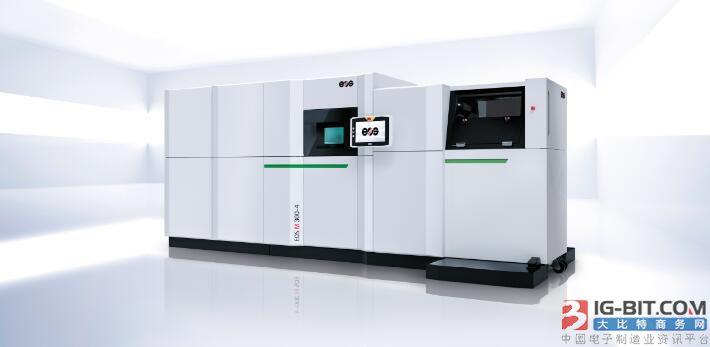 EOS推出适用于数字化工业级增材制造的EOS M 300系列设备