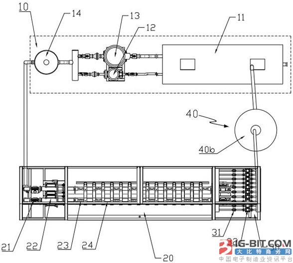 【仪表专利】超声波水表流量检定标准装置