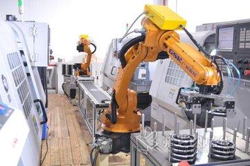 广数工业机器人制造项目二期明年投产