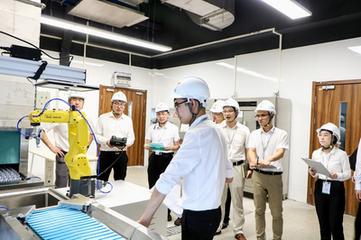 碧桂园发力智能制造 顺德机器人谷项目落地