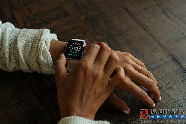 苹果新Watch曝光:64位处理器