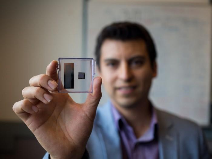 创可贴大小的医用超声波成像设备问世