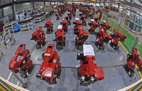 中国成工业机器人主战场 中日企业对抗厮杀