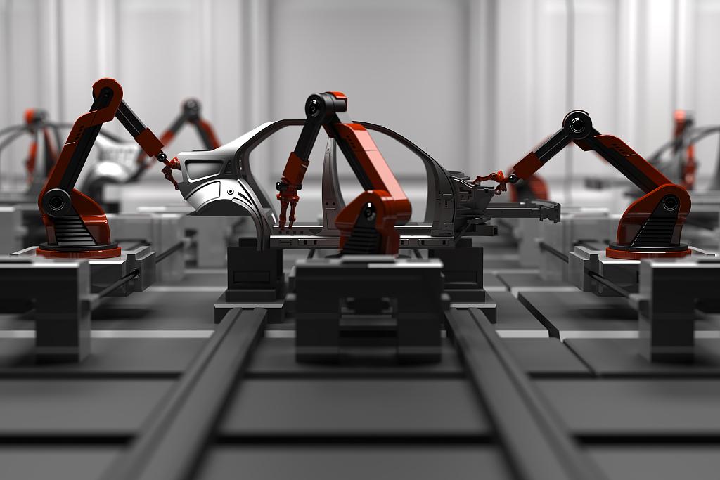 机器人抓取再出新招 人类双手会得到进一步解放吗?