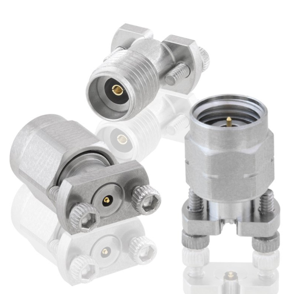 Pasternack推出50GHz高频率免焊垂直装接连接器新产品