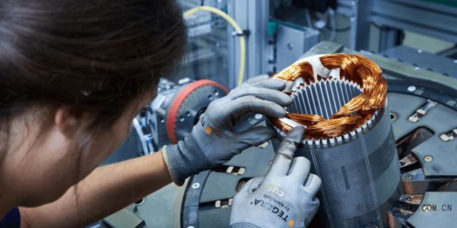 德国使用稀土较少的材料开发电动机