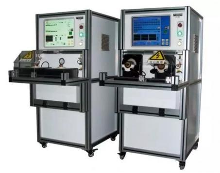 阿普奇工业平板电脑在电机检测设备中的应用