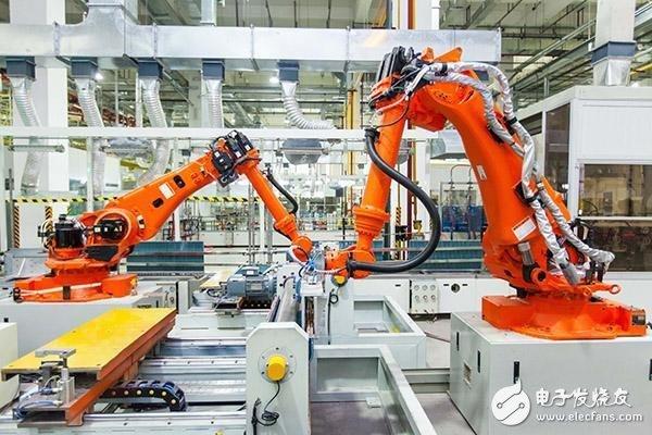 """智能制造行业三强争霸:德国""""硬"""",美国""""软"""",中国有什么?"""