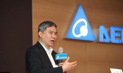 台达电再获道琼永续世界指数 产业领导者殊荣