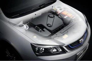 丰田将与中国吉利在混合电动汽车领域展开技术合作