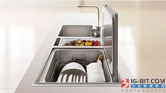 中国洗碗机行业崛起 洗碗机市场表现强势将成厨房标配