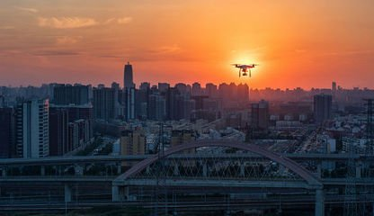 消费级已占民用市场四成 无人机配送将成下一个风口
