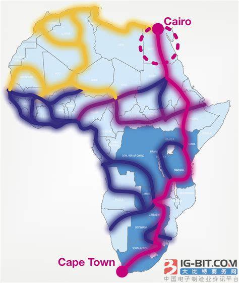 泛非光纤网络One Africa将登陆埃及