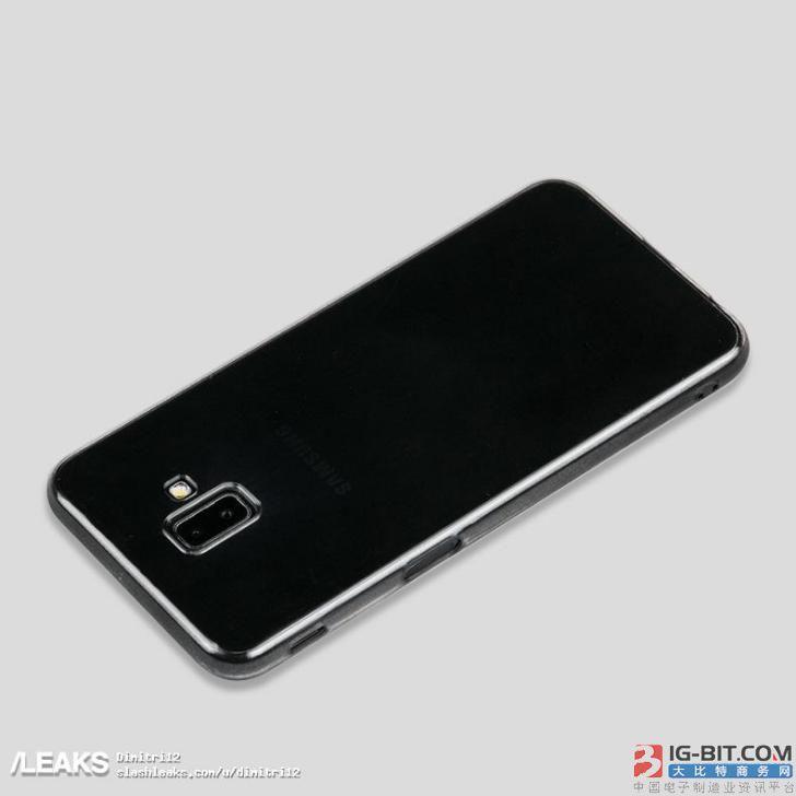 传Galaxy J6 Plus智能手机采用侧装式指纹传感器