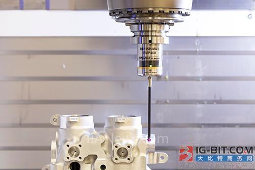 雷尼绍推出全新RMP400超小型、高重复性无线电测头