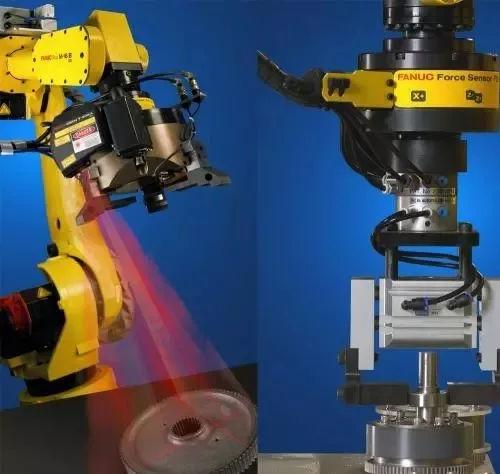 一文读懂机器视觉在工业机器人中的作用