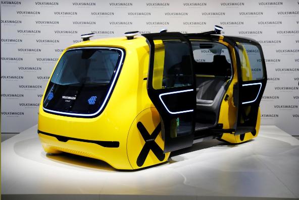 大众将联合超过15家公司制定自动驾驶标准