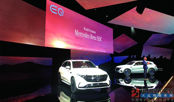新能源之争全面打响:奔驰首款电动车被指电池技术落后
