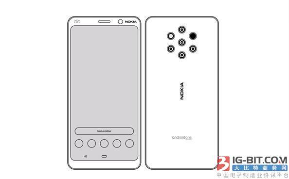 诺基亚 5 摄新机或将推迟至MWC 2019 发布